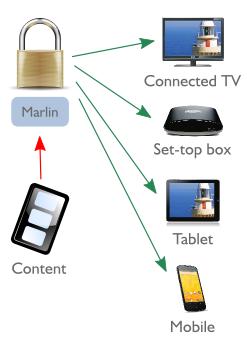 Marlin DRM